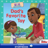 Doc McStuffins:  Dad's Favorite Toy