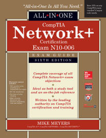 Network+ All-in-One Exam Guide, Sixth Edition (Exam N10-006) book