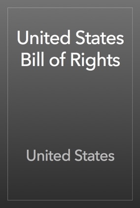 United States Bill of Rights book cover