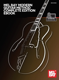 MODERN GUITAR METHOD COMPLETE EDITION, EXPANDED