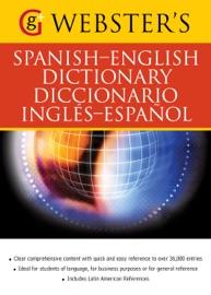 Webster S Spanish English Dictionary Diccionario Ingles Espanol