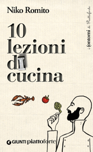 10 lezioni di cucina Libro Cover