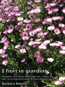 I fiori in giardino Libro Cover