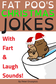 Fat Poo's Christmas Jokes book