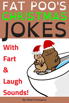 Fat Poo's Christmas Jokes - Peter Crumpton book