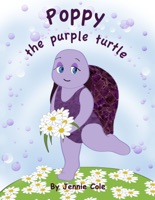 Poppy the Purple Turtle