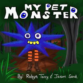 My Pet Monster book