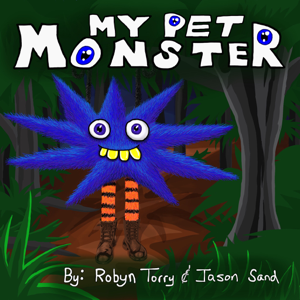 My Pet Monster Book Review