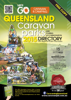 Caravan Parks Association Queensland - Queensland Caravan Parks Directory 2015 artwork