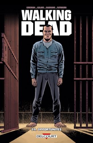 Robert Kirkman, Charlie Adlard & Stefano Gaudiano - Walking Dead T24