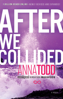 Anna Todd - After We Collided book