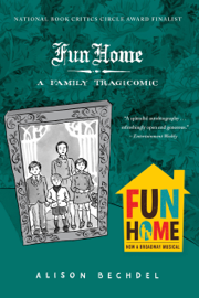 Fun Home book