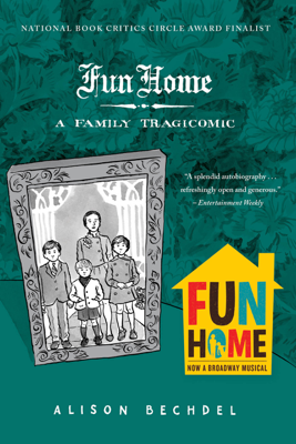 Fun Home - Alison Bechdel book