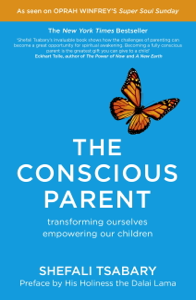 The Conscious Parent Cover Book