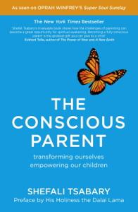 The Conscious Parent Copertina del libro