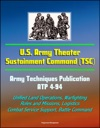 US Army Theater Sustainment Command TSC - Army Techniques Publication ATP 4-94