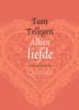 Toon Tellegen - Alleen liefde artwork