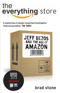 The Everything Store: Jeff Bezos and the Age of Amazon La couverture du livre martien