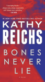 Bones Never Lie (with bonus novella Swamp Bones) Book Cover