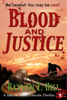 Rayven T. Hill - Blood and Justice kunstwerk