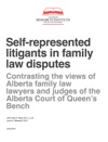 Self-represented Litigants In Family Law Disputes