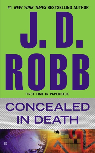 J. D. Robb - Concealed in Death