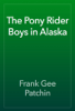 Frank Gee Patchin - The Pony Rider Boys in Alaska artwork