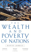 Wealth And Poverty Of Nations Book Cover