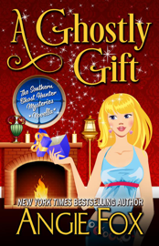 A Ghostly Gift book