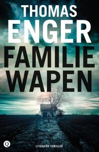 Familiewapen Door Thomas Enger Boekomslag