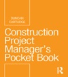 Construction Project Managers Pocket Book
