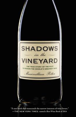 Shadows in the Vineyard - Maximillian Potter book