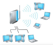 What is a Wireless Network?(For Kids)