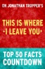 This Is Where I Leave You - Top 50 Facts Countdown