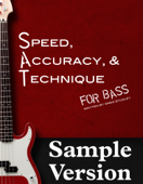Speed, Accuracy & Technique for Bass