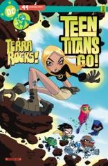 Teen Titans Go! (2003-) #11