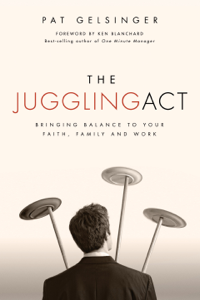 The Juggling Act Libro Cover