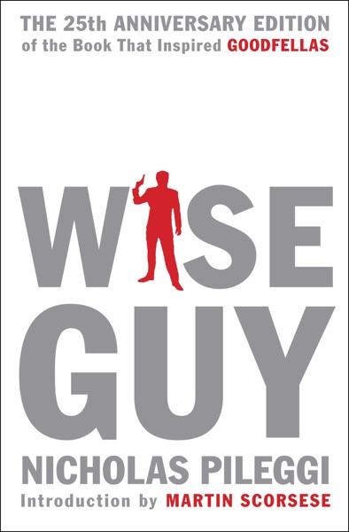 Wiseguy - Nicholas Pileggi book cover