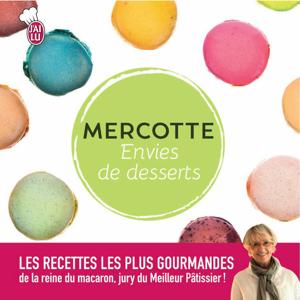 Envies de desserts La couverture du livre martien