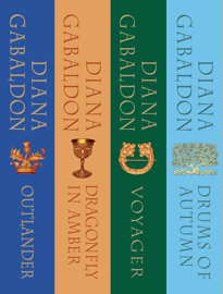 The Outlander Series Bundle: Books 1, 2, 3, and 4 book