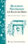 Building Nestboxes For Backyard Birds