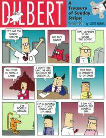 Dilbert - A Treasury Of Sunday Strips: Version 00