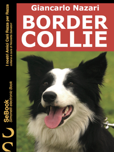 Border Collie Libro Cover