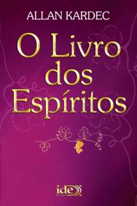 O livro dos espíritos Libro Cover