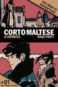 Corto Maltese - 1. La giovinezza Book Cover