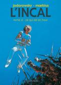 L'Incal Tome 4 Book Cover