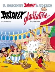 Asterix gladiatore Book Cover