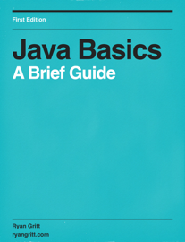 Java Basics book