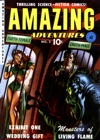 Amazing Adventures Vol 2 Monsters Of Living Flame