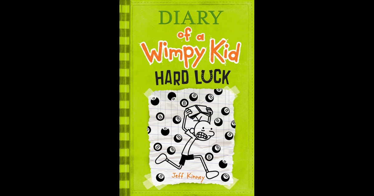Diary of a wimpy kid hard luck ibooks download
